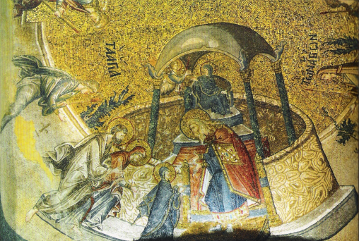 Feast Days: Entrance of the Theotokos into the Temple
