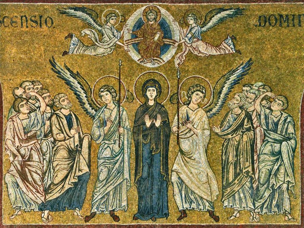 Feast Days: The Ascension of Christ