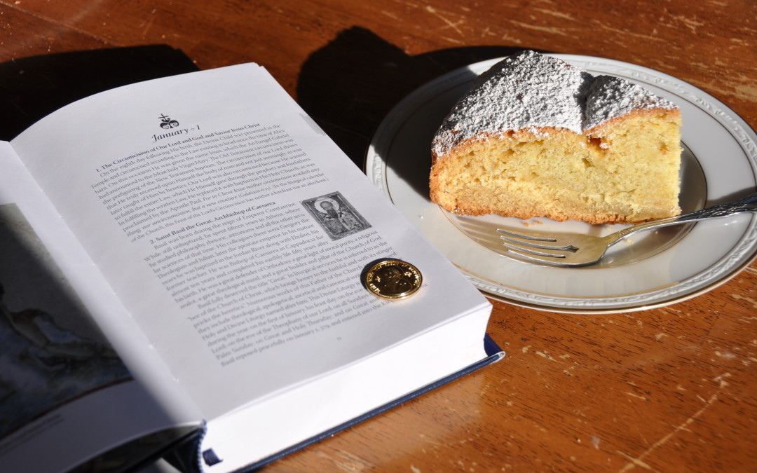 Going Back to My Roots: Vasilopita Recipes
