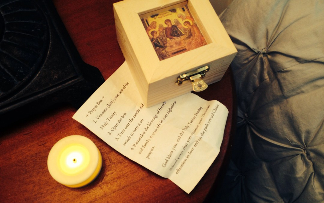 Child-Friendly Portable Prayer Box
