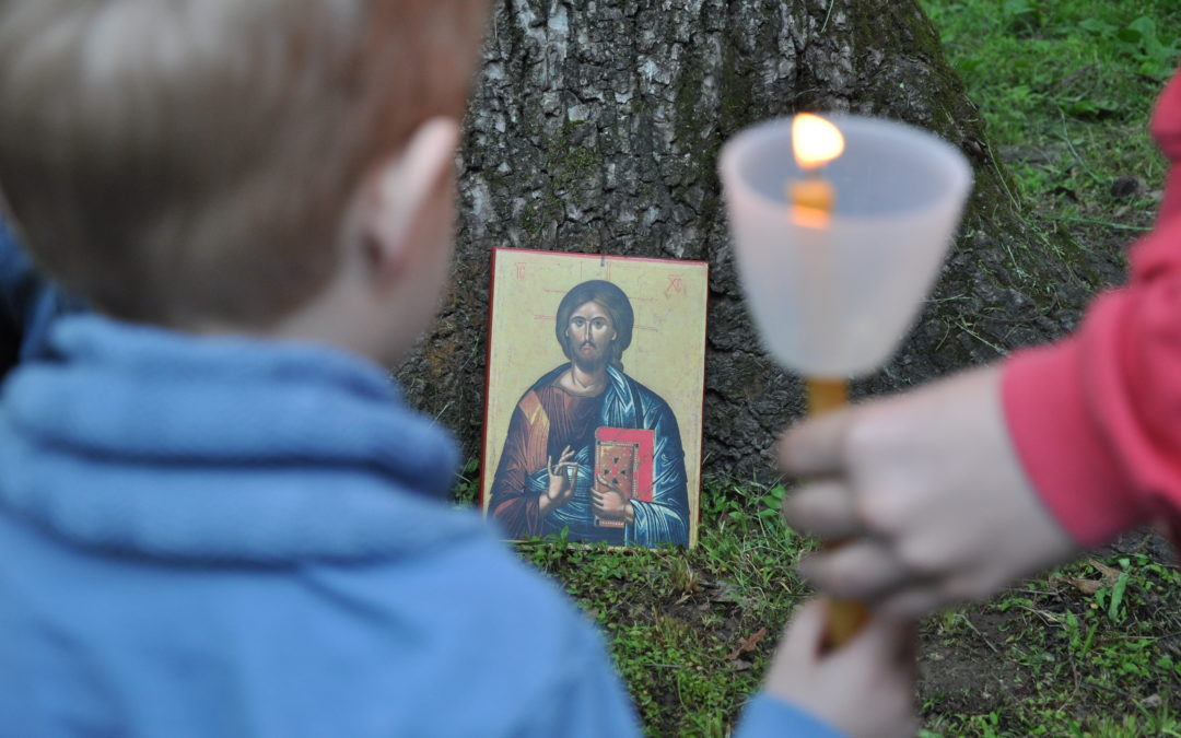 Igniting the Spark: Living Our Orthodox Christian Faith